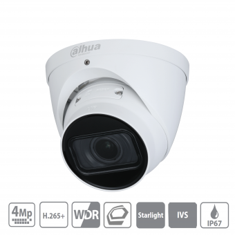 Dahua - IPC-HDW2431TP-ZS-S2 - IP - Eyeball