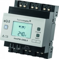Homematic IP Wired Jalousie-/Rollladenaktor 4-fach HmIPW-DRBL4