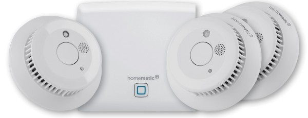 Homematic IP Starter Set Rauchwarnmelder