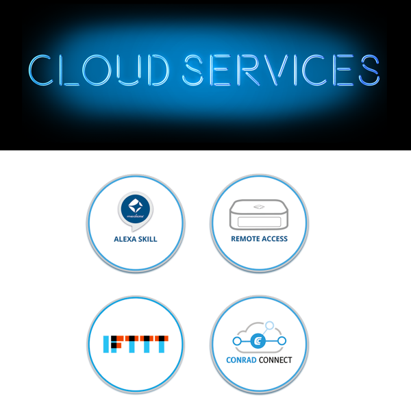 mediola Cloud-Services