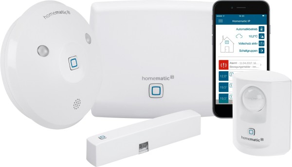 Homematic IP Starter Set Alarm