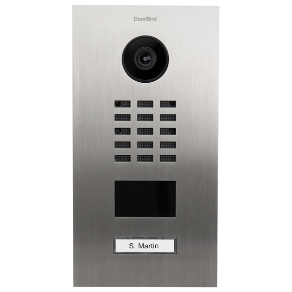 Doorbird IP Video Türstation D2101V