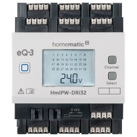 Homematic IP Wired Eingangsmodul 32- und 16-fach
